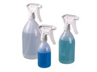 Butelki z rozpylaczem