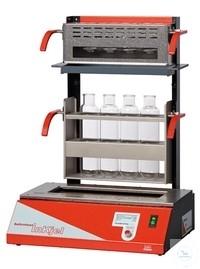 Szybki mineralizator z grzaniem na podczerwień typ InKjel 475 P (4x750mL)
