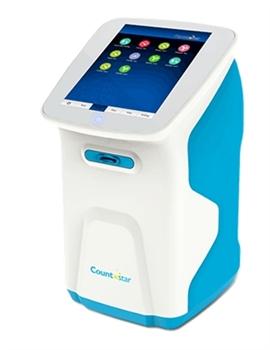 Automatyczny licznik komórek model Rigel S5 marki COUNTSTAR Zaawansowany cytometr obrazowy