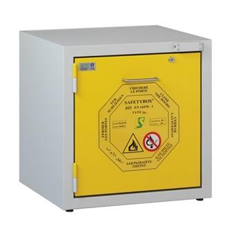 Szafka bezpieczeństwa niska SAFETYBOX TYP 90