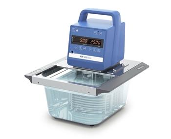 Termostat grzejący IKA serii ICC basic eco z wanną plastikową