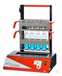 Szybki mineralizator z grzaniem na podczerwień typ InKjel 450 P (4x500mL)