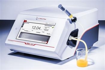 Gęstościomierz laboratoryjny DMA 1001  (dokładność 0,0001 g/cm³)