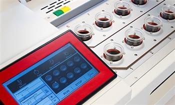 Automatyczny system do równoległego zatężania próbek Multivap 10
