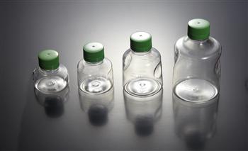 Butelki na roztwory i media hodowlane