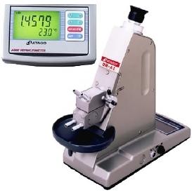 Refraktometr Abbego DR-A1 z cyfrowym wyświetlaczem