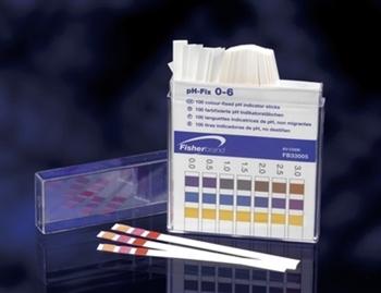 Paski wskaźnikowe pH-fix Fisherbrnd