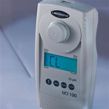 Fotometr do pomiaru chloru typ MD 100
