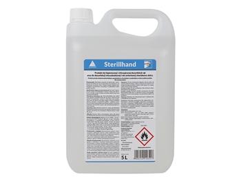 Płyn do dezynfekcji rąk i skóry Sterillhand