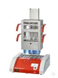 Standardowy mineralizator blokowy typ K 8 (8x250mL)