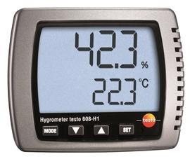 Termohigrometr testo 608-H1