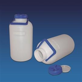 Butelka HDPE z szeroką szyją