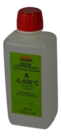 Standard kalibracyjny A; 0,000 ºC, butelka PE, Funke Gerber