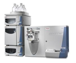 Spektrometr mas LTQ XL sprzężony z chromatografem cieczowym