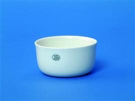 Naczynie do wyżarzania porcelanowe, głębokie