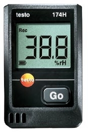 Rejestrator temperatury testo 174 H