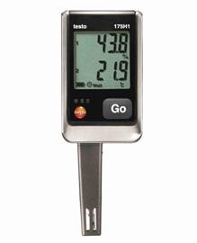 Rejestrator temperatury i wilgotności testo 175 H1
