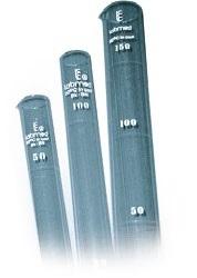 Cylinder Nesslera niski z wylewem