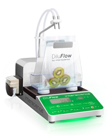 Dilutor grawimetryczny DiluFlow z dwiema pompami