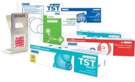 Wskaźnik TST do kontroli sterylizacji parowej