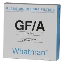 Filtry z włókna szklanego GF/A