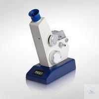 Refraktometr Abbego AR4 z cyfrowym termometrem