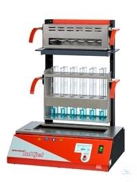 Szybki mineralizator z grzaniem na podczerwień InKjel 1210 P (12x100mL)