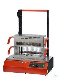 Szybki mineralizator z grzaniem na podczerwień typ InKjel 1210 M (12x100mL)