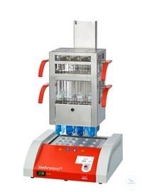 Standardowy mineralizator blokowy typ K 12 (12x250mL)