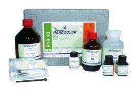 Zestawy standardowe Nanocolor