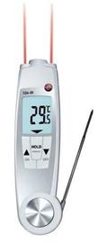 testo 104-IR - termometr bezdotykowy HACCP (2w1)