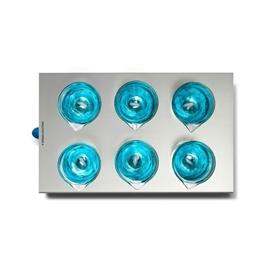 Mieszadło magnetyczne wielopozycyjne MULTISTIRRER 6 Digital