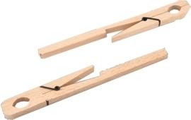 Imak drewniany do probówek