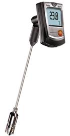 testo 905-T2 - termometr z czujnikiem dotykowym