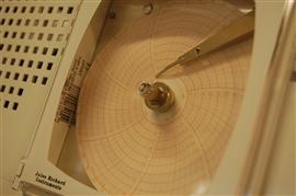 Graficzny rejestrator temperatury