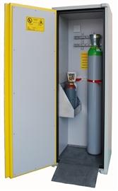 Szafa SAFETYBOX do bezpiecznego przechowywania butli z gazem
