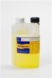 Roztwór buforowy pH kodowany kolorem, butelka z podwójną szyjką
