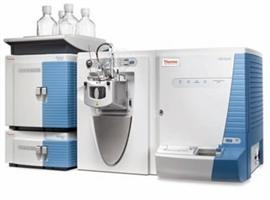 Spektrometr mas LTQ Velos Pro sprzężony z chromatografem cieczowym