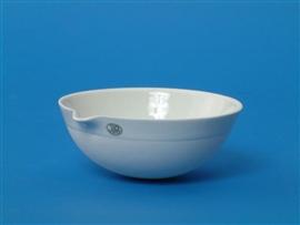 Parownica porcelanowa okrągłodenna, głęboka
