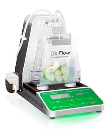 Dilutor grawimetryczny DiluFlow Pro z dwiema pompami