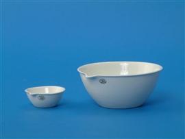 Parownica porcelanowa płaskodenna