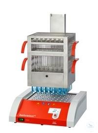 Standardowy mineralizator blokowy typ K 40 (40x100mL)