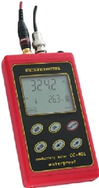 Konduktometr/solomierz CC-401