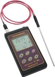 Wodoszczelny termometr precyzyjny PT-401