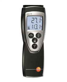 Termometr testo 110 precyzyjny, elektroniczny