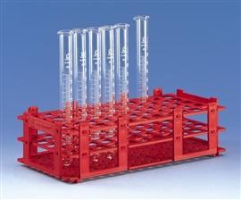 Statyw PP na probówki o śr. do 18mm (55 miejsc)
