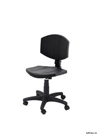 Krzesło laboratoryjne KPU04