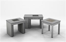 Stół wagowy antywibracyjny