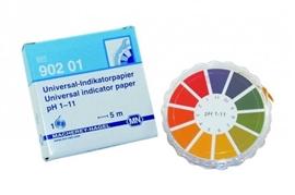 Papierki wskaźnikowe pH ze skalą barw
