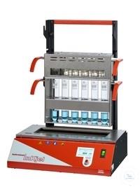 Szybki mineralizator z grzaniem na podczerwień typ InKjel 625 P (6x250mL)